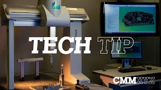 PC-DMIS Custom Report Header | CMM Tech Tips - CMMXYZ