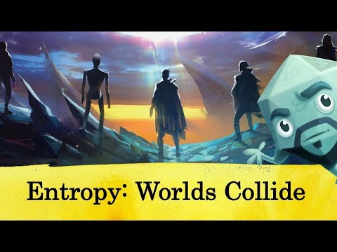Entropy: Worlds Collide Review - with Zee Garcia