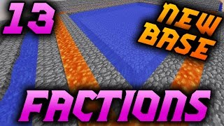 """Minecraft COSMIC Faction: Episode 13 """"STARTING A NEW BASE!!"""" w/ MrWoofless"""