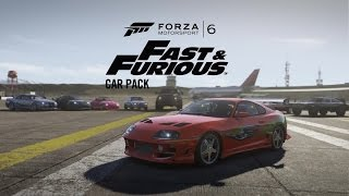 Forza Motorsport 6 - Fast & Furious Car Pack Trailer | Official Racing Game (2015)