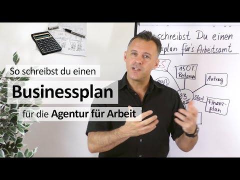 , title : 'So schreibst du einen Businessplan für die Agentur für Arbeit'