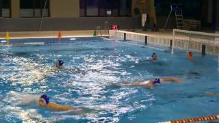 preview picture of video 'Water-polo : Valence vs Givors 01/11/2014'