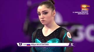 💜 Aliya Mustafina / Алия Мустафина  💜