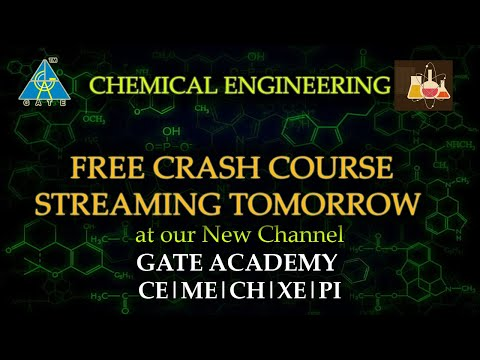 Free Crash Course for Chemical Engineering | Trailer - YouTube