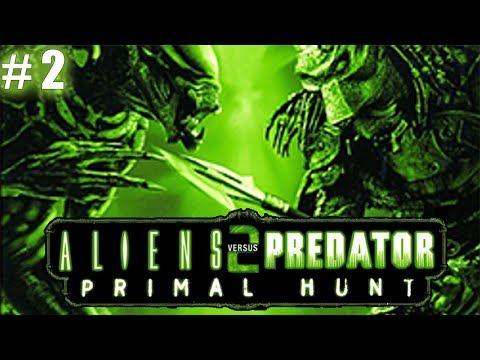 /CZ Let's Play\ Aliens vs Predator 2: Primal Hunt Part 2 - Průchod za predatora