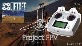 FLYSKY FS I6S Y SIMULADOR LIFTOFF DRONE RACING 7