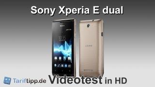 Sony Xperia E dual | Test in HD (deutsch)