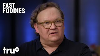 Fast Foodies - Andy Richter Taste Test Chef's Own Versions of the Filet-O-Fish Sandwich | truTV