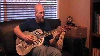 John The Revelator - on bottleneck blues guitar