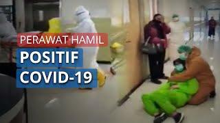 Viral Video Perawat di RS di Surabaya Hamil 4 Bulan Positif Covid-19, PPNI Lakukan Investigasi
