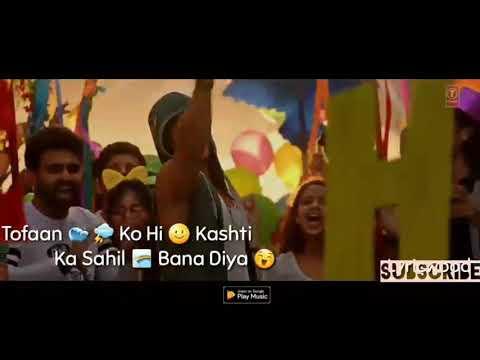 O Sathi WhatsApp Status | Baaghi 2 | Tiger Shroff I Shraddha kapoor |