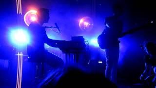 Fenech Soler gig in Nottingham (Stone Bridge) 01/10/11
