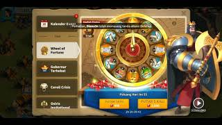 HOW MUCH CAN BE OBTAINED?! OPEN 45X Richard I ROULETTE - Rise Of Kingdoms