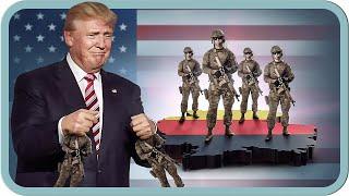 Warum es so viele US-Soldaten in Deutschland gibt