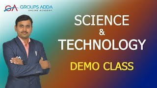 Science and Technology Demo Class ll Group 1 ll Group 2 ll General Studies