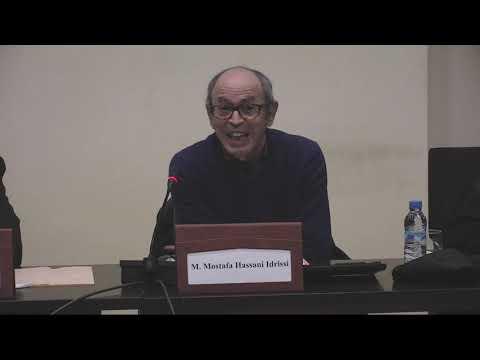 Méditerranée, une histoire à partager Conférence-débat animée par le Prof. Mostafa Hassani Idrissi