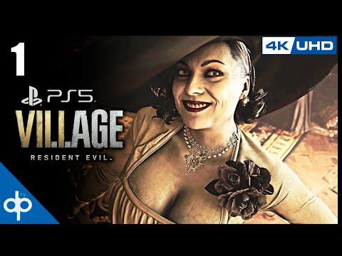 Gameplay de Resident Evil Village Deluxe Edition