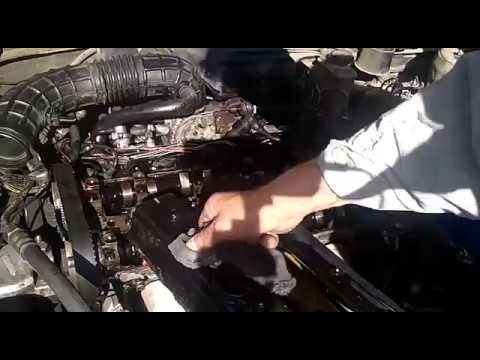 замена гидрокомпенсаторов 16 клапанов 2 литра.Daewoo Леганза 1999г.