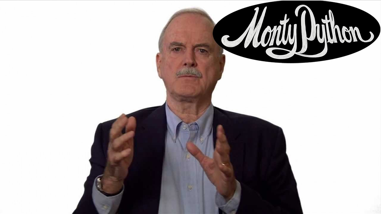 John Cleese: Truly Stupid People Will Never Know They Are Stupid