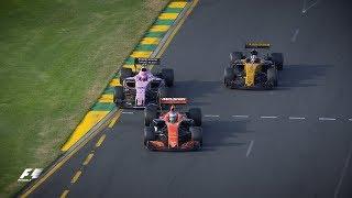 F1: The Top Ten Battles Of 2017
