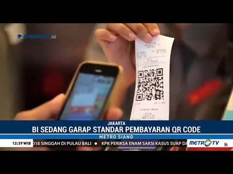 RI Terapkan Bayar Pakai QR Code, BI Targetkan Akhir 2018 Sistem Sudah Siap