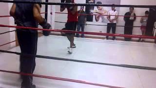 """Daniel Perales vs. Julio """"checorrol"""" Guzman round 2"""