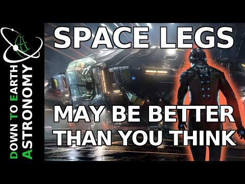 Space Legs!! May be Better than you think | Elite: Dangerous