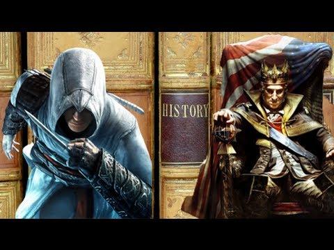 Je historie v Assassin's Creed pravdivá?