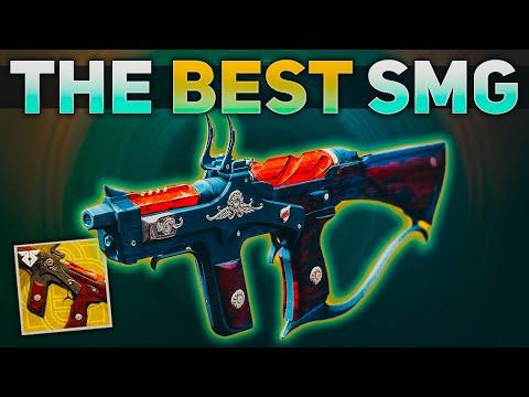 The Best SMG currently (The Huckleberry) Sandbox 2.6.0.1 | Destiny 2 Shadowkeep