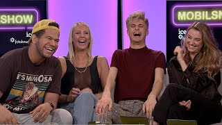 Mobilsnokshow #5: Markus Bailey, Victoria Øren Hammer, Victor Sotberg og Marte Bratberg