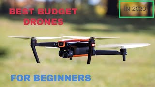 TOP 5 BEST DRONES FOR BEGINNERS UNDER $50 IN 2020