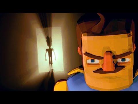 Hello Neighbor Movie Animated! (Minecraft Animation)