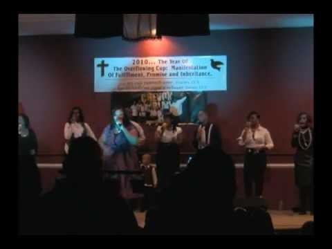 Chevon Corlew & Jeremiah 29:11 - God Alone