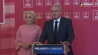 Dragnea: PSD va organiza o campanie de informare a populaţiei privind referendumul din 6-7 octombrie
