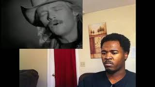 Alan Jackson Midnight in Montgomery Reaction