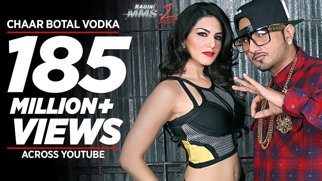 Chaar Botal Vodka Full Song Feat. Yo Yo Honey Singh, Sunny Leone | Ragini MMS 2  downoad full Hd Video