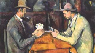 Cézanne's Card Players