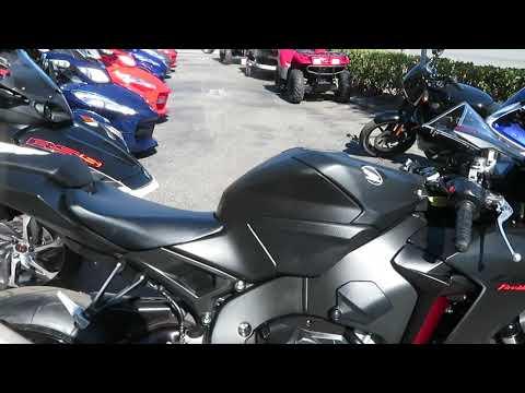 2017 Honda CBR1000RR ABS in Sanford, Florida - Video 1