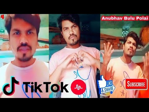 TIK TOK Video 4Th Time Present By Anubhav Bulu Polai Jk Pur dist Rayagada