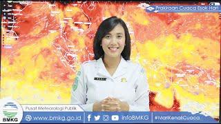 Prakiraan Cuaca Hari Ini Senin 14 Juni 2021: 24 Wilayah Berpotensi Diguyur Hujan Disertai Petir