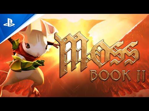 Trailer d'annonce de Moss Book 2