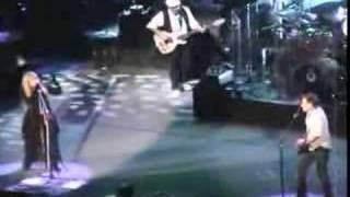 "Fleetwood Mac (Stevie Nicks) performs ""Destiny Rules"" live"