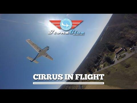 cirrus-sr22t-in-air-footage