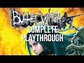 Bullet Witch playthrough