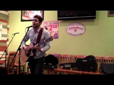 Zachary Ziegler performing I need you