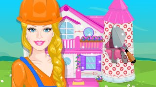 Barbie Video Game - Barbie Dreamhouse Design - Cutezee.com