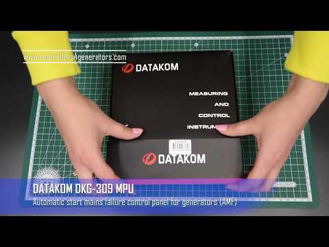 Видеообзор контроллера DKG-309