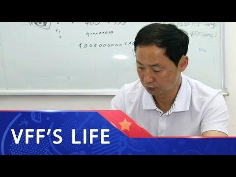 Tân trợ lý của HLV Park Hang Seo chính thức bắt tay vào công việc tại ĐT U22 Quốc Gia
