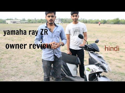 yamaha ray ZR user review ||hindi||
