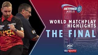 Highlights - 2020 Betfred World Matchplay Final